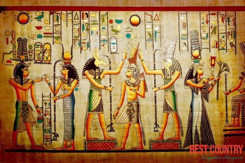 По вероисповеданию Египет исламская страна