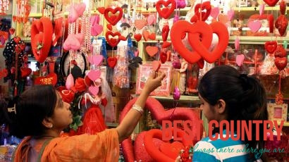 Valentine's Day in India