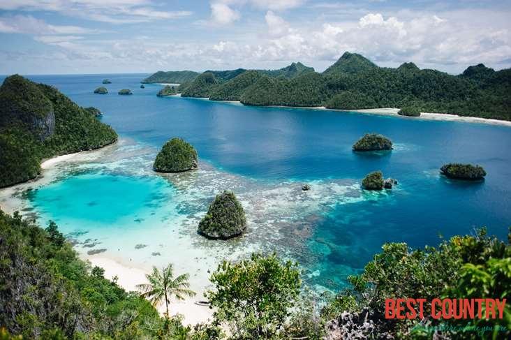 Климат в Индонезии