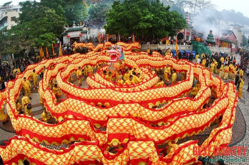 Chinese New Year Celebrations in Indonesia