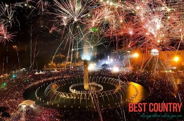 Новый год в Индонезии