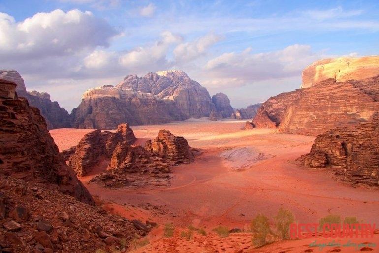 Климат в Иордании