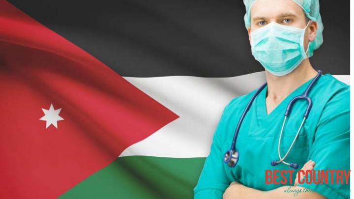 Медицина в Иордании
