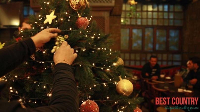 Христианское Рождество в Иране