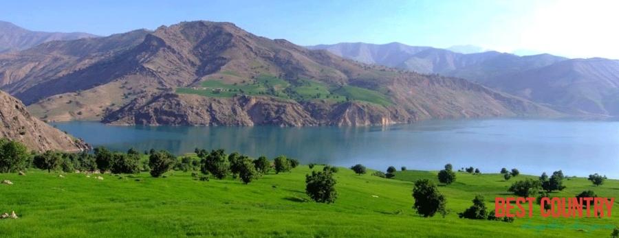 Климат в Иране