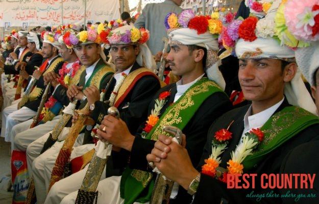Свадьба в Йемене
