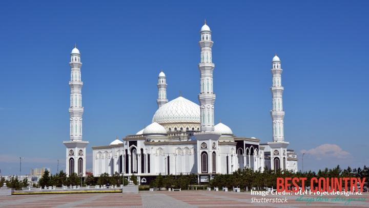 Religions in Kazakhstan