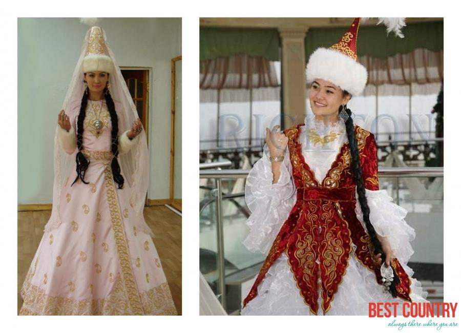 Kazakh Wedding Traditions