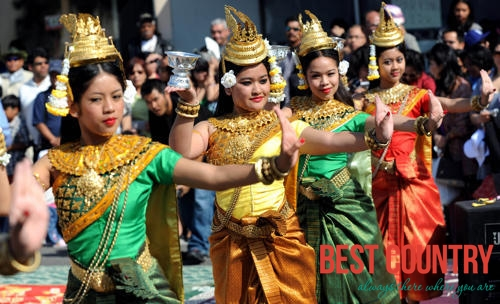 New Year In Cambodia
