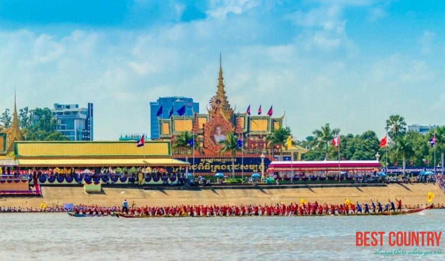 Праздники в Камбодже