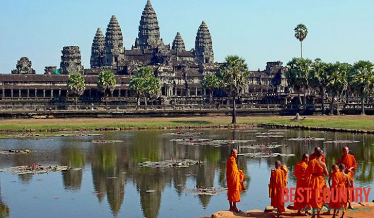 Religion in Cambodia