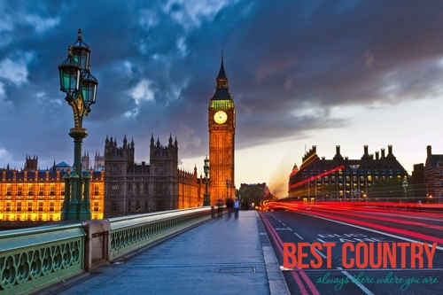 The top 10 places to visit in Great Britain