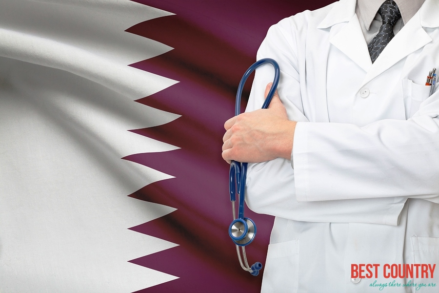Healthcare in Qatar