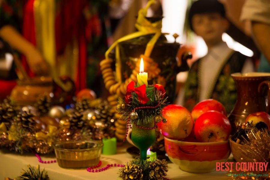 Рождество в Киргизии