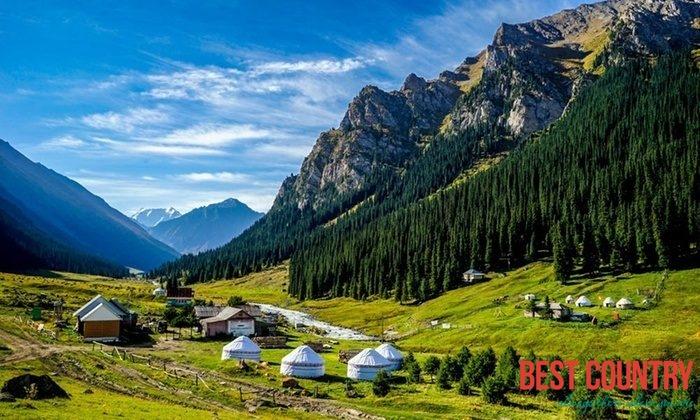 Kyrgyzstan Climate