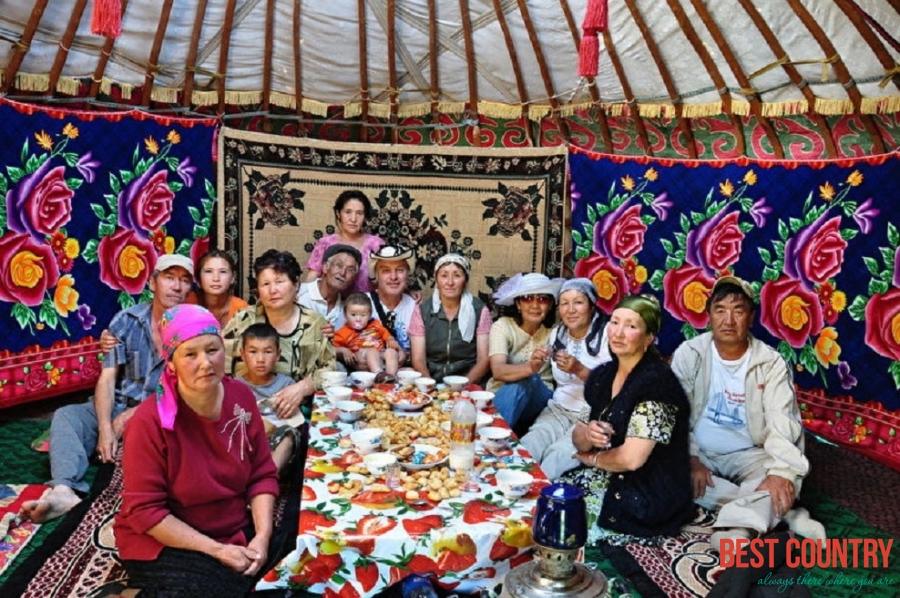Wedding in Kyrgyzstan
