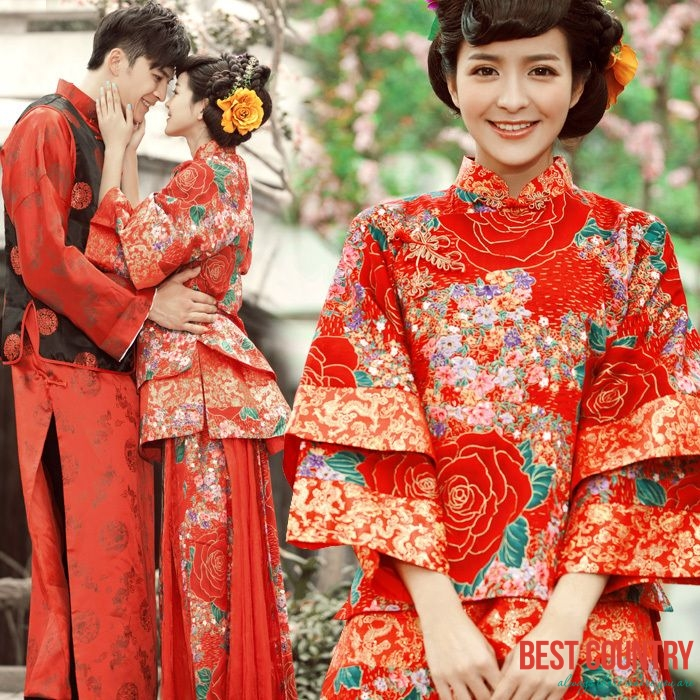 Weddings in China