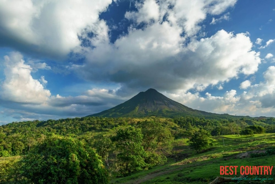 Климат Коста-Рики