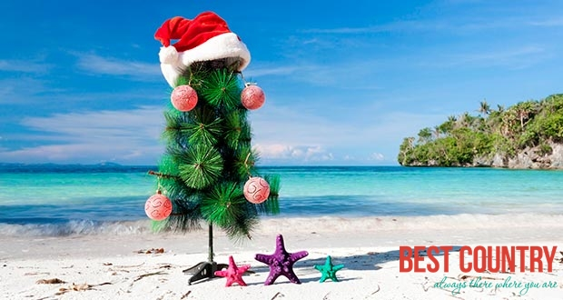 Рождество на Кубе