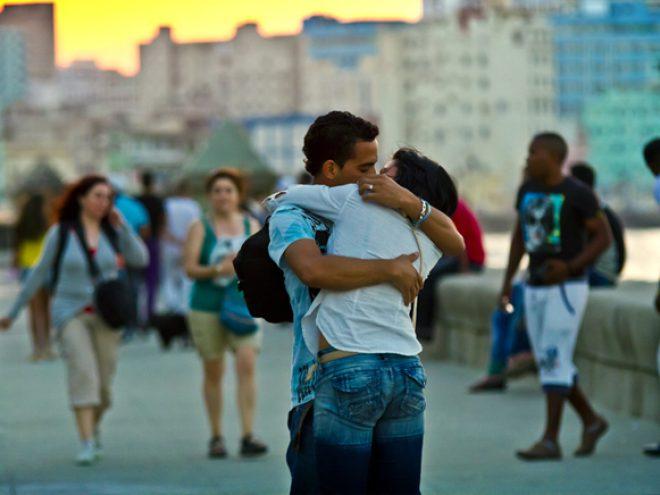 Valentine's Day in Cuba