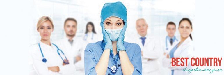 Медицина и лечение в Монтсеррате