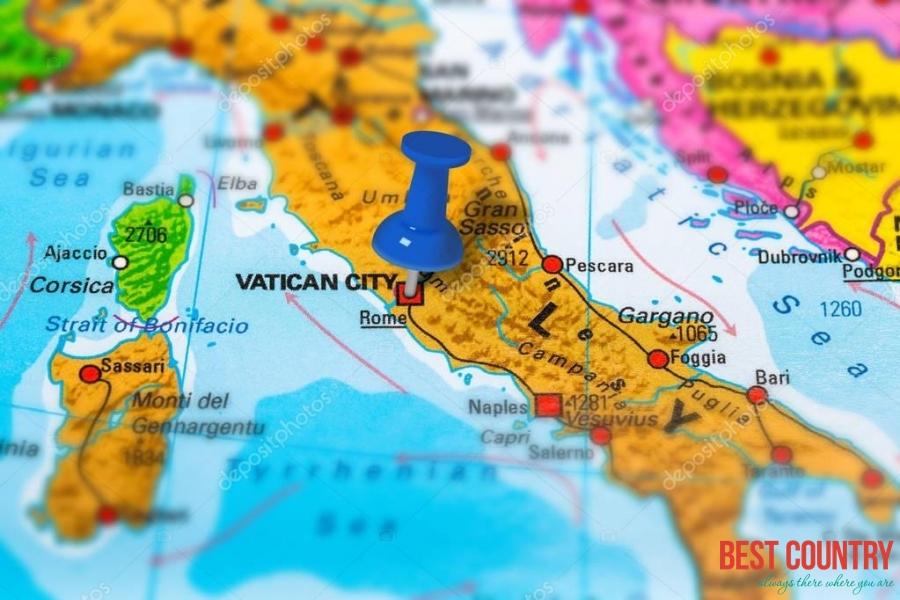 Административное устройство Ватикана