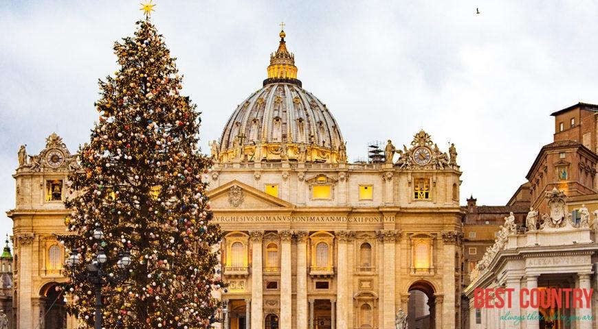 Праздники в Ватикане