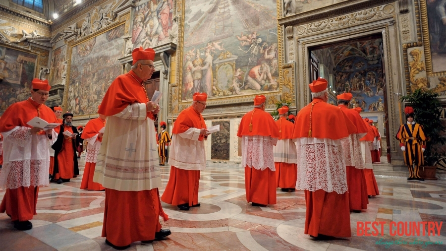 Best Country: Political System Of Vatican