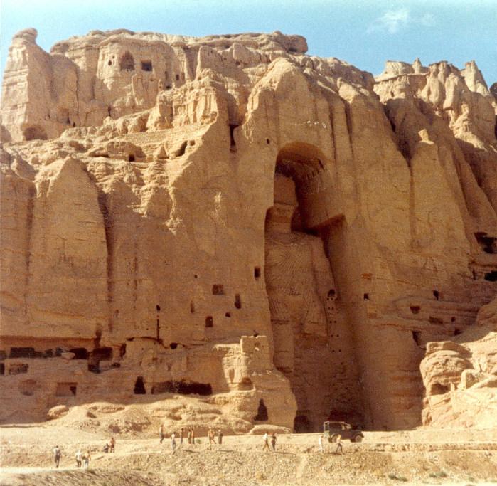 статуя Будды в Бамиане