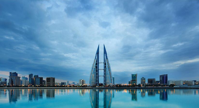 Adliya district of Manama