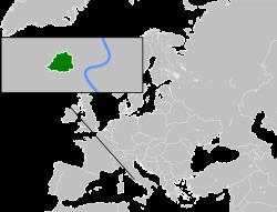 Географическое положение Ватикана